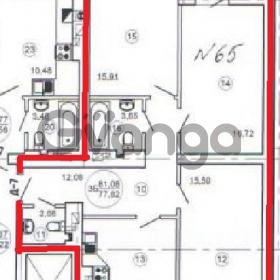 Продается квартира 3-ком 84 м² Окружная