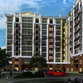 Продается квартира 1-ком 36 м² Тургенева