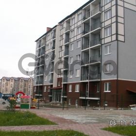 Продается квартира 1-ком 34 м² Яблоневая, 11