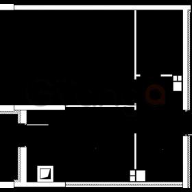 Продается квартира 1-ком 46 м² Елизаветинская