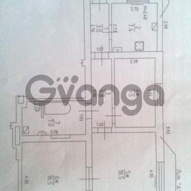 Продается квартира 3-ком 67 м² Рензаева