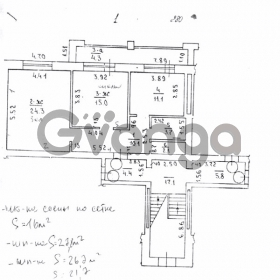 Продается квартира 2-ком 66 м² Пионерская 18 б
