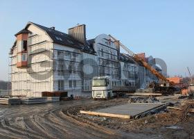 Продается квартира 1-ком 46 м² Новая Резиненция