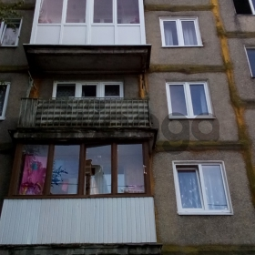 Продается квартира 3-ком 57 м² Южная