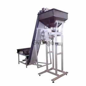 Дозатор Д-03 с пневматическим зажимом мешка до 50 кг