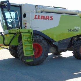 Комбайн Claas Lexion 770, 2011 р.в., напрац. 2741 мотогодин