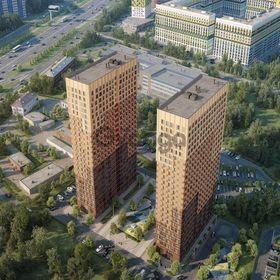 Продается квартира 3-ком 75 м² Варшавское ш., 141К2, метро Аннино