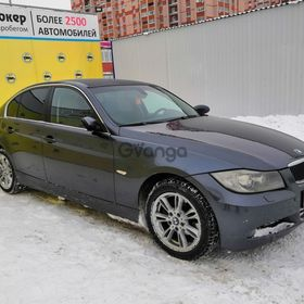 BMW 3 серия 323i 2.5 AT (177л.с.) 2006 г.
