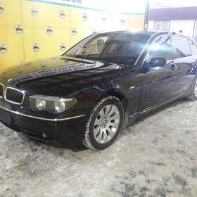 BMW 7 серия 2003 г.