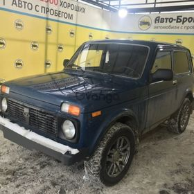 ВАЗ (LADA) 4x4 (Нива) 21213 1.7 MT (79л.с.) 4WD 2005 г.
