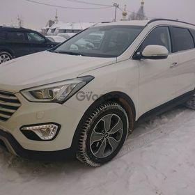 Hyundai Santa Fe 2.2d AT (197л.с.) 2015 г.