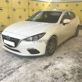 Mazda 3 1.6 MT (104л.с.) 2014 г.