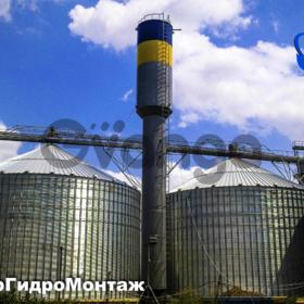 Емкости, резервуары вертикальные и горизонтальные,стальные, подземные и наземные