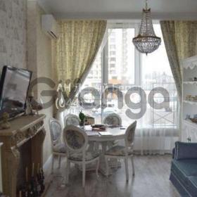Продается квартира 2-ком 55 м² ул. Академика Вильямса, 19/14, метро Выставочный центр