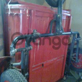 Прицеп грузовой к легковым автомобилям ВМЗ 9.601