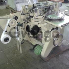 Заверточная машина EF-2 нагема nagema для завёртки конфет  в носок