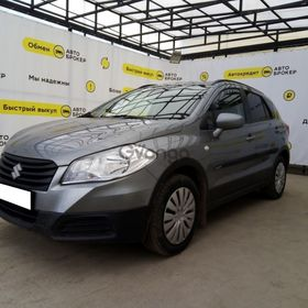 Suzuki SX4 1.6 AT (112 л.с.) 2014 г.