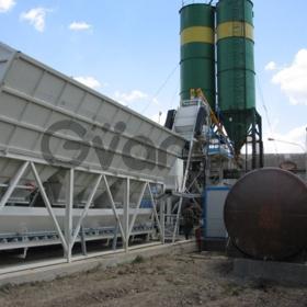 Бетонный завод SUMAB TE-30 ( Эконом класса ), Стационарный.