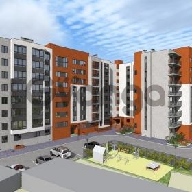 Продается квартира 1-ком 37 м² Лукашова