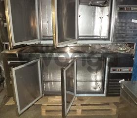 Продам холодильный стол б/у