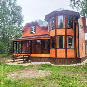 Продается дом 175 м² Три сестры снт