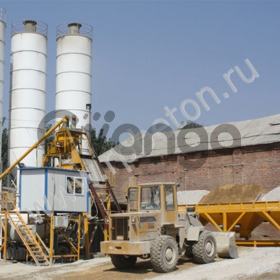 Бетонный завод 25 м3/час