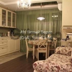 Продается квартира 2-ком 71 м² ул. Урловская, 23б, метро Осокорки