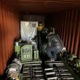 Продам комплект оборудования для производства труб из нержавеющих сталей
