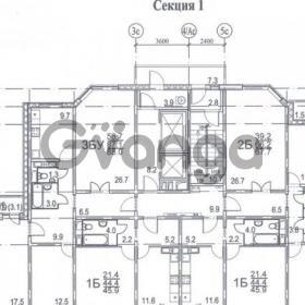 Продается квартира 3-ком 88 м² 1351,д.84