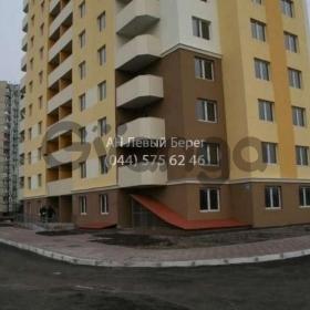 Продается квартира 1-ком 50 м² ул. Хорольская, 1а