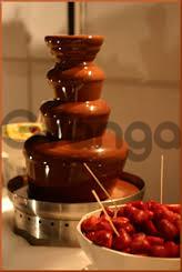 Оренда шоколадних фонтанів та оформлення фруктових композицій Луцьк