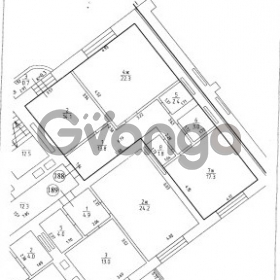 Продается квартира 2-ком 75 м² Гагарина