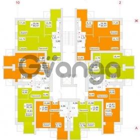 Продается квартира 1-ком 39 м² ул. Мечникова, , , 106д