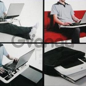 охлаждающая подставка для ноутбука днс