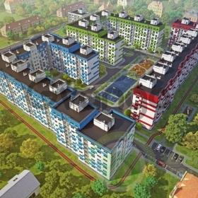 Продается квартира 2-ком 58 м² Новикова