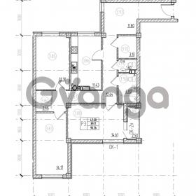 Продается квартира 3-ком 91 м² Невского