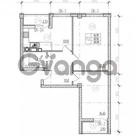 Продается квартира 2-ком 68 м² Невского