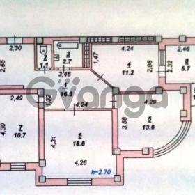 Продается квартира 3-ком 81 м² Королева пр-кт., 18