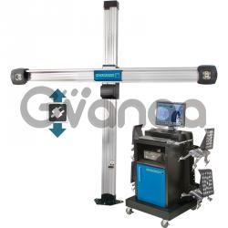 Купить Стенд развал схождения 3D Lift с электроподъемником камер Hofmann Германия Geoliner 650 Lift