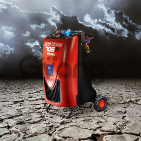 Купить Автоматическая установка заправки кондиционеров R134a OFF ROAD TEXA Италия Konfort 705R OFF ROAD