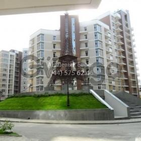 Продается квартира 1-ком 46 м² ул. Барбюса Анри, 52/1, метро Лыбедская