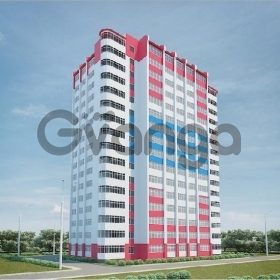 Продается квартира 1-ком 31.3 м² радужная ул.,4