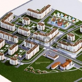 Продается квартира 3-ком 88 м² центральная ул.,3