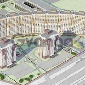 Продается квартира 1-ком 37 м² 65-летия победы ул.,12
