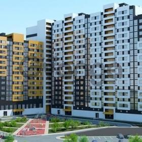 Продается квартира 1-ком 41 м² победы пр-кт.,96