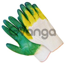 Перчатки с 2-м латексным обливом