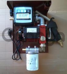 Насос 35л/мин для перекачки дизтоплива,Omnigena.Гарантия