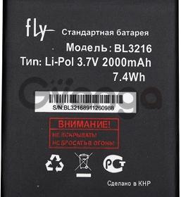 Fly IQ4414 (BL3216) 2000mAh Li-polymer
