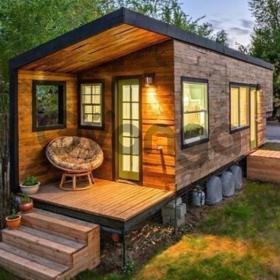 Построю дачный или гостевой домик.