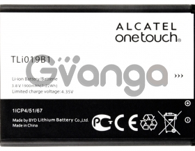 Alcatel (TLi019B1) 1900mAh Li-ion